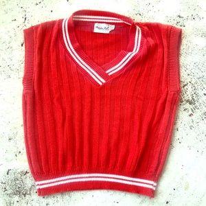 Vintage Style Brandon Hall Vest